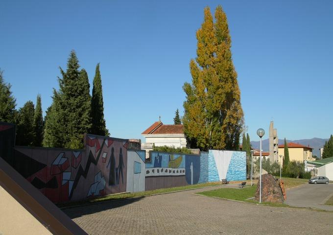 Il Murale per la pace