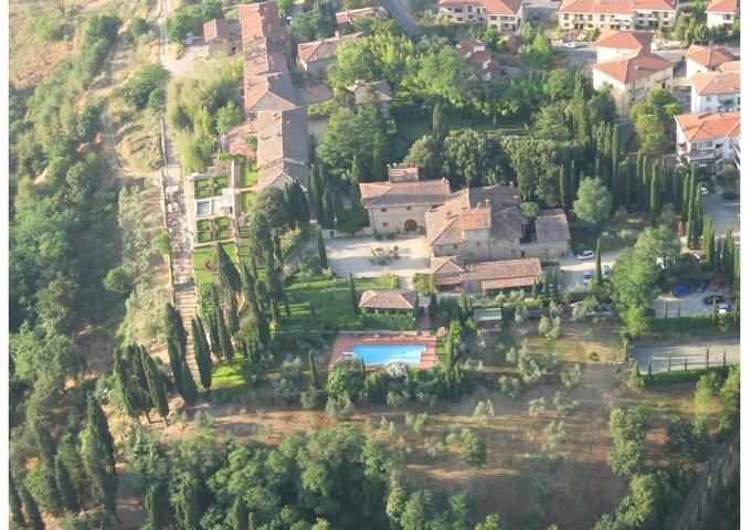 Il Castello di Barberino e il valdarno superiore