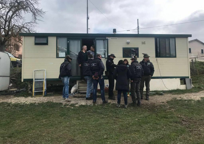 La Misericordia di Cavriglia a Norcia ed Amatrice il 28 marzo: appello alla popolazione per donare beni di prima necessita'