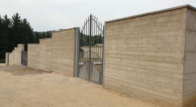 Cimiteri comunali di Cavriglia: 420 mila euro di interventi