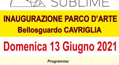 """Domenica alle 17 ultimo atto del simposio """"Pietra Sublime"""" con la nascita del Parco d'Arte dedicato alle vittime del Covid-19"""